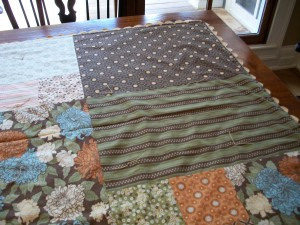 Eleanor's Quilt by Jennifer Wood