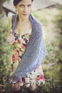 Mae Shawl by Jennifer Wood