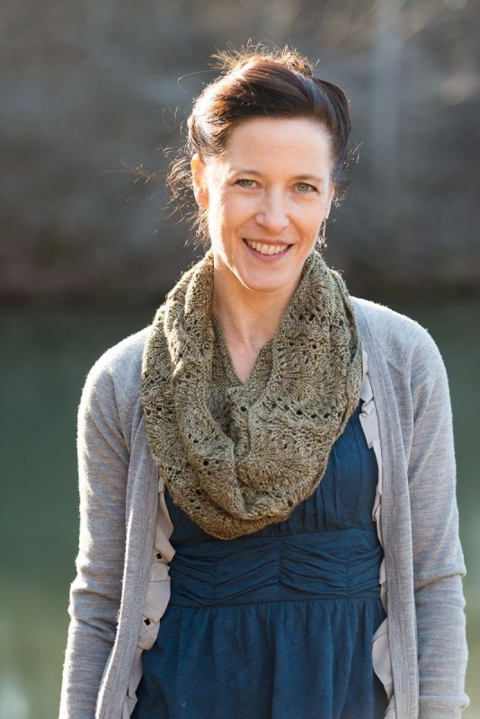 Walden Cowl by Jennifer Wood