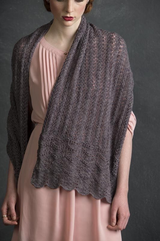 Anwen from Refined Knits by Jennifer Wood