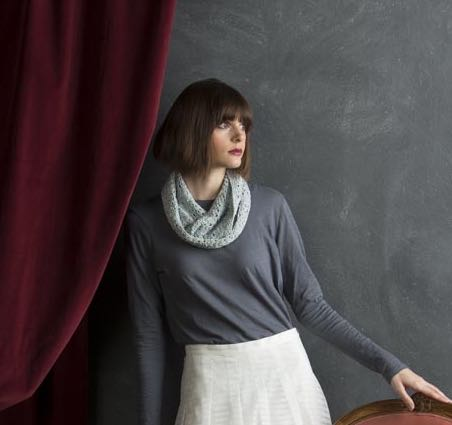 Estee from Refined Knits by Jennifer Wood