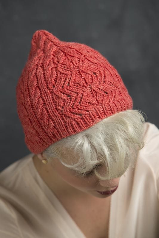 Billie from Refined Knits by Jennifer Wood