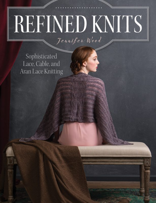 Refined Knits Book Cover