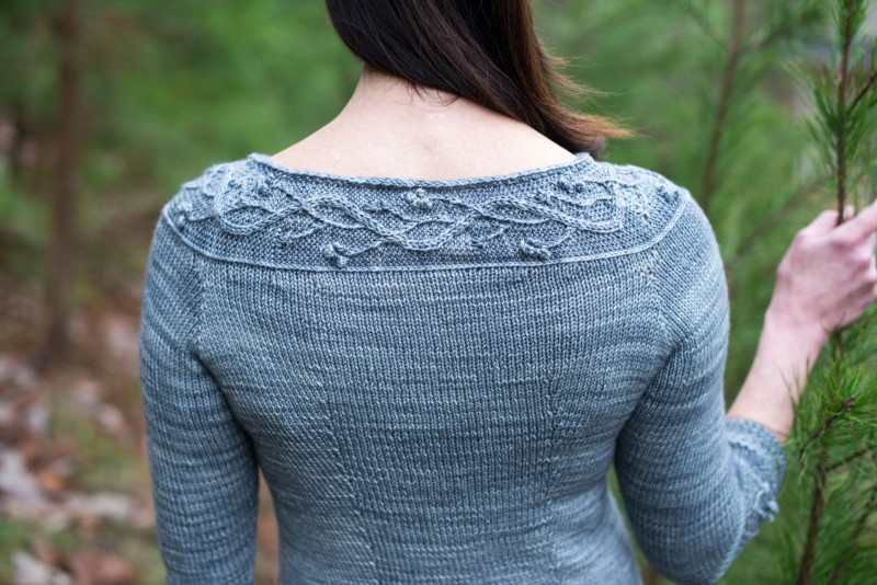 Winterberry by Wood House Knits