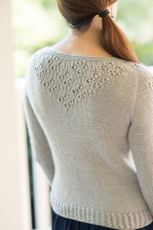 Estelle Pullover by Jennifer Wood